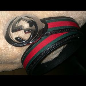 Gucci belt Made in Italy 🇮🇹